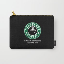 Starfleet Coffee Carry-All Pouch
