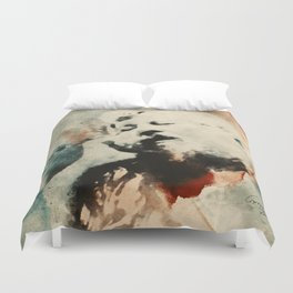 Afternoon nap Duvet Cover