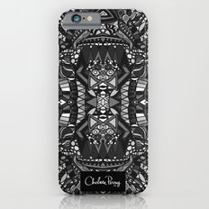 King of the City Black and White Slim Case iPhone 6