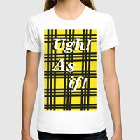 clueless T-shirts featuring Ugh! As if! by Emma Michels