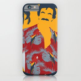 Magnum - Icon set iPhone Case