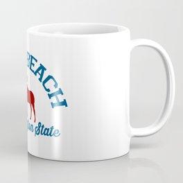 Long Beach Washington State. Coffee Mug