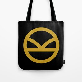 KINGSMAN - Golden Logo Tote Bag