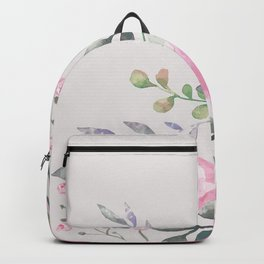 ROSES FLORAL BOUQUET Backpack