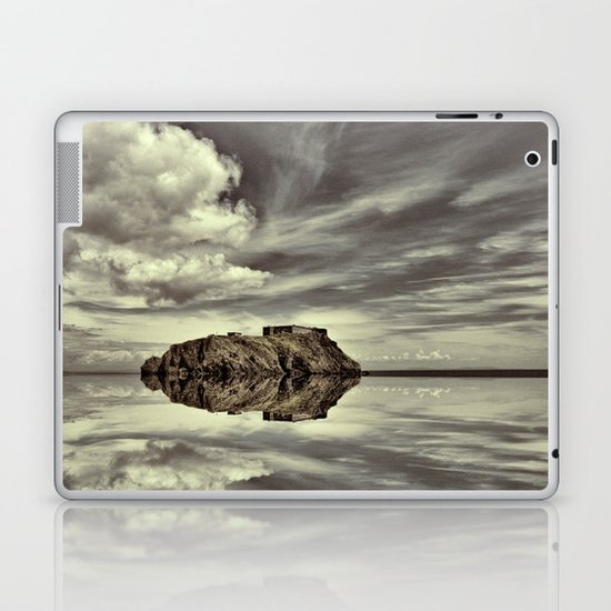 Reflections of Tenby Laptop & iPad Skin