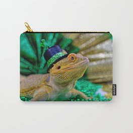 Kiss Me, I'm Irish! Carry-All Pouch