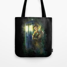 The 11th Hour Tote Bag