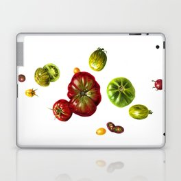 Heirloom Tomatoes Laptop & iPad Skin