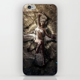 Last breath of Nedolya iPhone Skin
