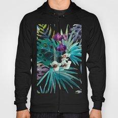 Tropical Floral Pattern 04 Hoody