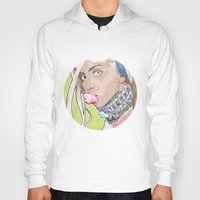 artrave Hoodies featuring artRAVE FREAKshow by AdamAether