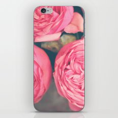 she left beauty wherever she went. iPhone & iPod Skin