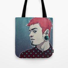 polkathedots Tote Bag
