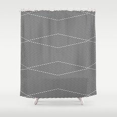 5050 No.5 Shower Curtain
