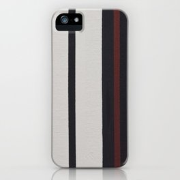 Abstract #4 iPhone Case