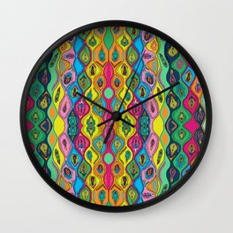 Up to Muff Wall Clock