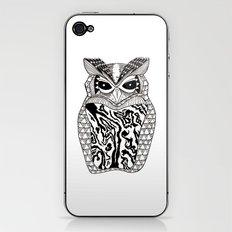 YMMY OWL iPhone & iPod Skin
