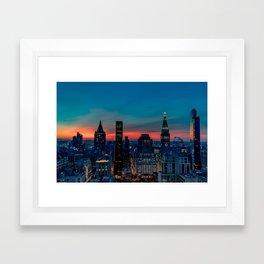 Madison Park Sunrise Framed Art Print