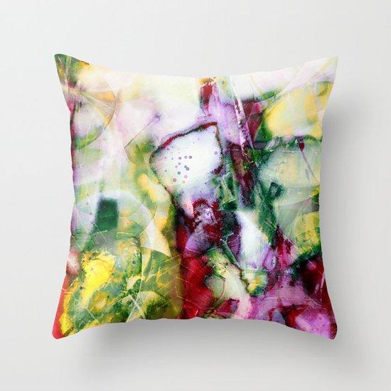 fabergé Throw Pillow
