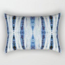 Nori Blue Rectangular Pillow