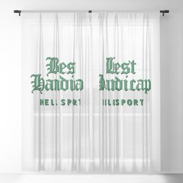 Best Handicap Sheer Curtain