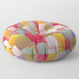 Society of Pills Floor Pillow