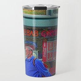 Gyros of Seattle Travel Mug