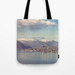 Sognefjord III Tote Bag