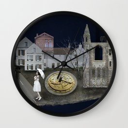 Perinthia Wall Clock