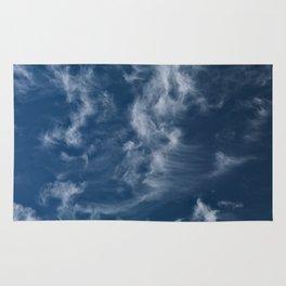 Cirrus Clouds 3 Rug