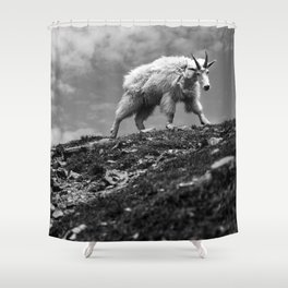 MOUTAIN GOATS // 3 Shower Curtain