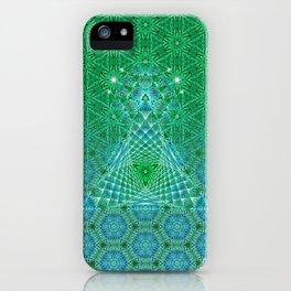 Lifeforms   Sacred geometry iPhone Case