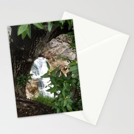 Peaking falls Stationery Cards