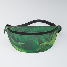 Leaf jungle Fanny Pack