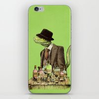 the 100 iPhone & iPod Skins featuring 100% Genuine by Eric Fan