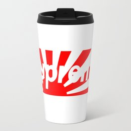 supreme japan Travel Mug