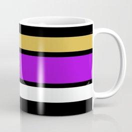 Team  Colors 2...Gold,purple Coffee Mug