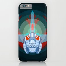Red leader standing by iPhone 6s Slim Case