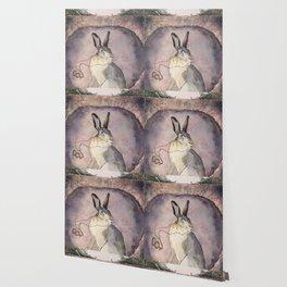 Down the Rabbit Hole Wallpaper