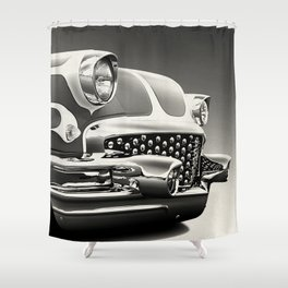 1956 Shower Curtain