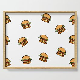 Burger Serving Tray