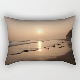 Romantic Sunset Rectangular Pillow