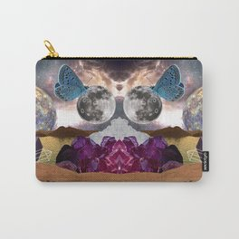 Tanning on Mars Carry-All Pouch