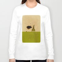 avatar the last airbender Long Sleeve T-shirts featuring Avatar Kyoshi by daniel