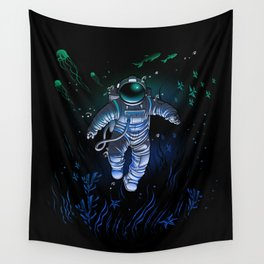Under The Sky Wall Tapestry