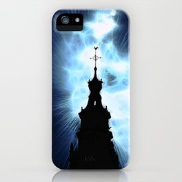 Set Fire To The Sky iPhone Case