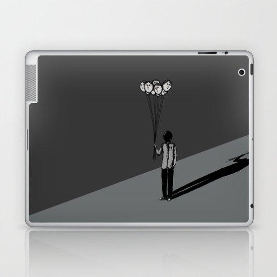 The Black Balloon Laptop & iPad Skin