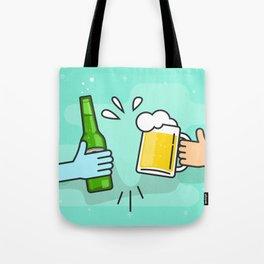 Beer understands! Tote Bag
