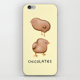 Chicolates iPhone Skin