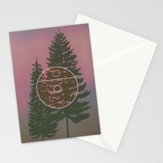 One E. Round Stationery Cards